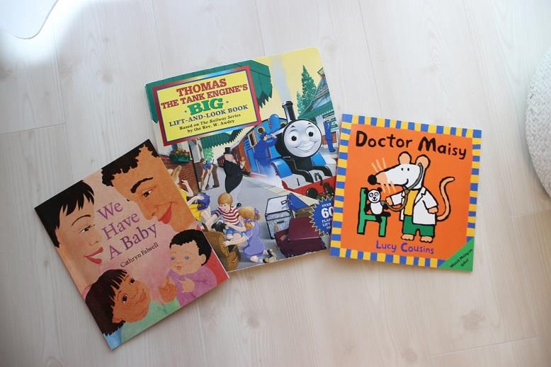 2~3才児におすすめの英語絵本。