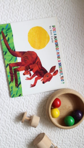 【英語絵本紹介】どうぶつの親子絵本で疑問文を覚える