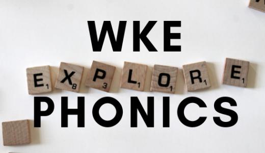 ワールドワイドキッズにフォニックス新教材!DWEにはない理由を考えた。