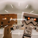 英語でプログラミング教室