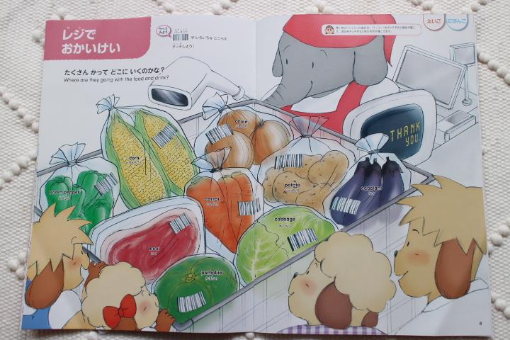 野菜の英語ポピー