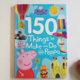 peppapig idea book