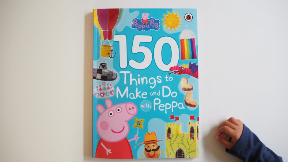 peppapig idea book