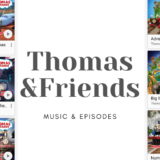 きかんしゃトーマスの英語学習音楽と音声