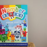 numberblocks annual