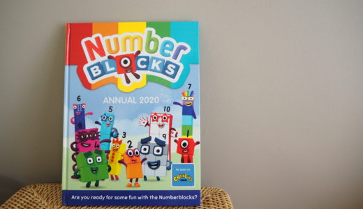 NumberBlocks Annual2020購入&共通の興味を持つ米国キッズとビデオ通話