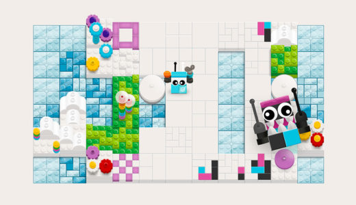 LEGOサイトの無料「プログラミング学習」コンテンツが有料クオリティ!