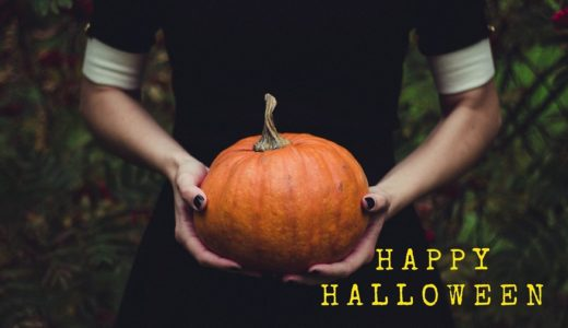 Halloweenに際して楽しんでいる絵本・音楽・アニメ。