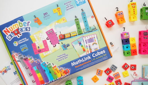 Numberblocks Mathlinkcubes blocks Review