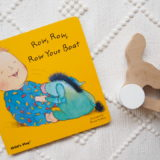 英語絵本Row row row your boat book