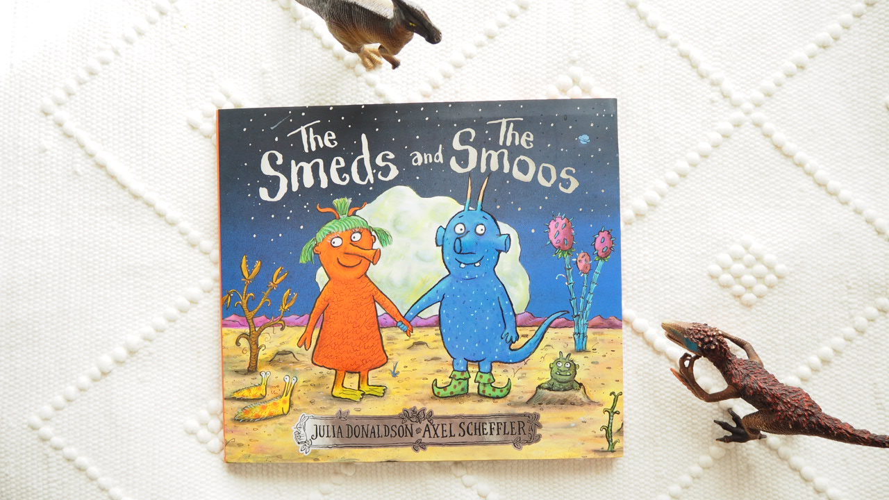 英語絵本smeds and smoos