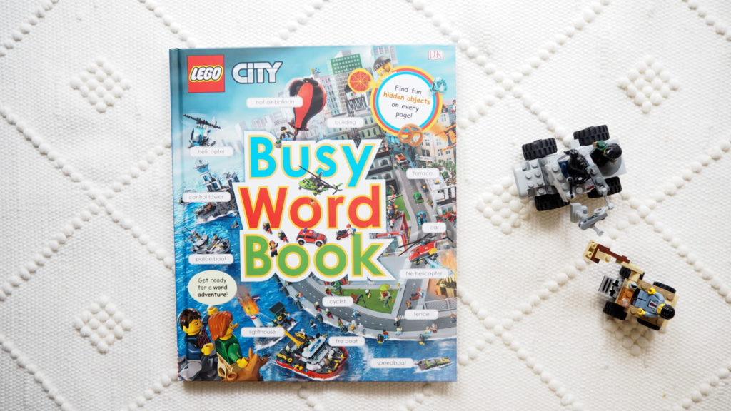 LEGOの英語ワードブック